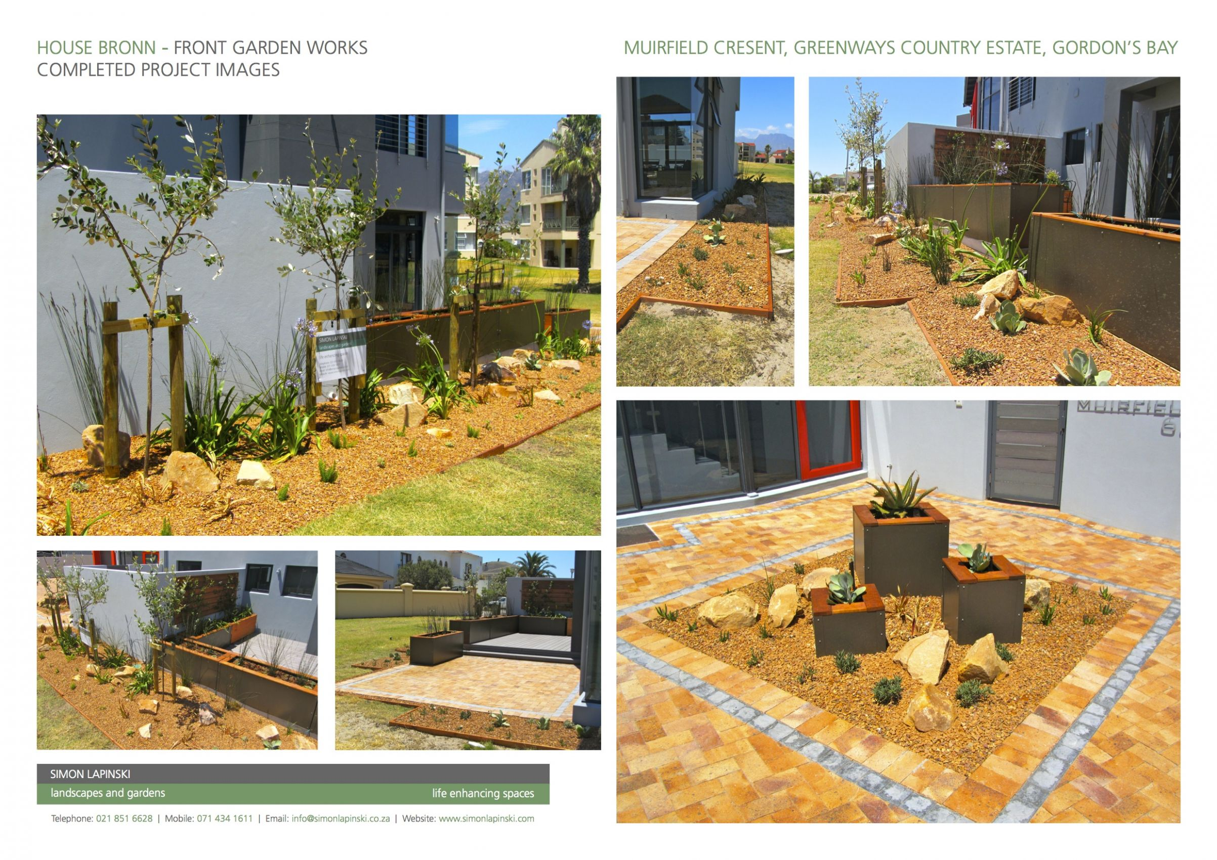 Garden Landscaping Ideas South Africa PDF - garden ideas za
