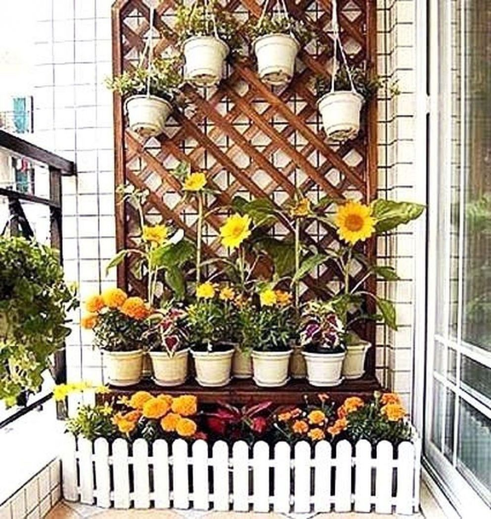 Genius Vertical Gardening Ideas For Small Gardens (With images ..