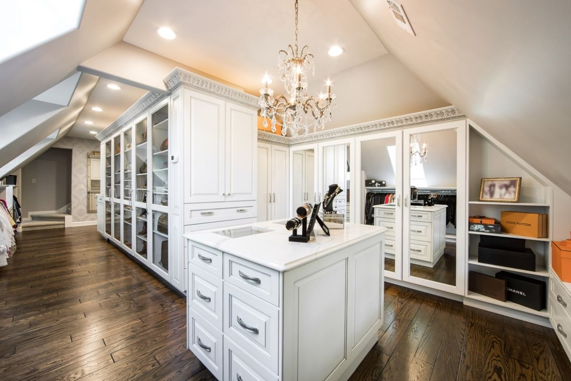 Get Inspired With Our Master Closet Ideas: From Ideas to Finished ..