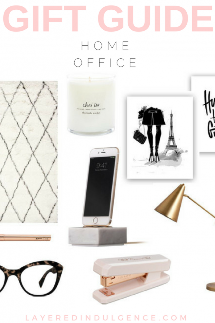Gift Guide: Home Office - home office gift ideas