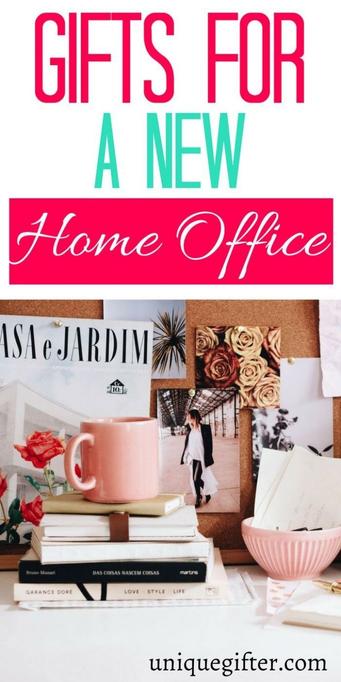 Gifts for a New Home Office | Gifts for office, Office presents, Gifts - home office gift ideas