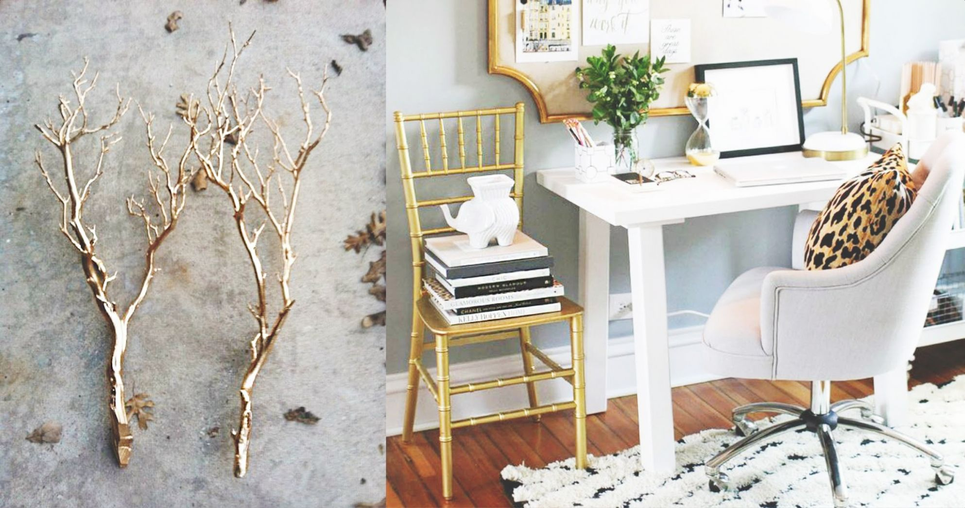 Gold Accent Home Decor 10 | DECORHUBNG - home decor accents