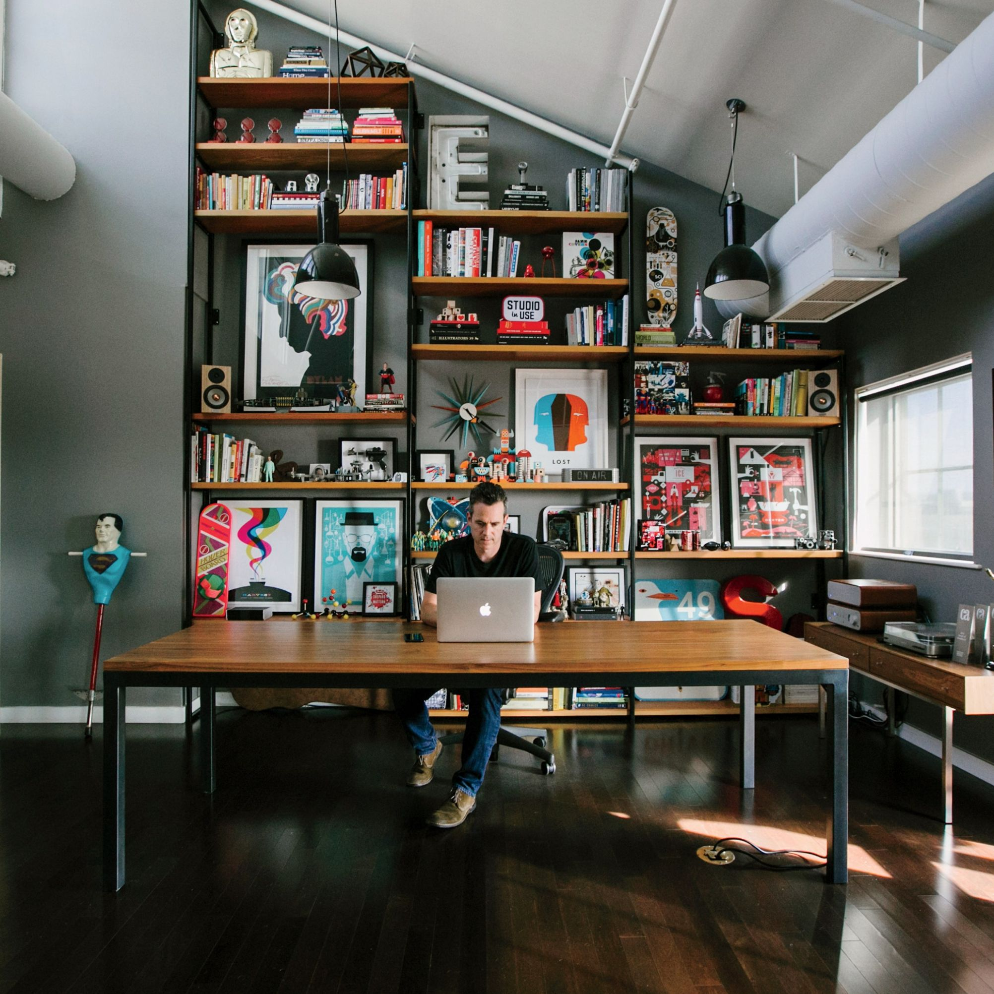 GQ's 12-Step Office Upgrade | GQ