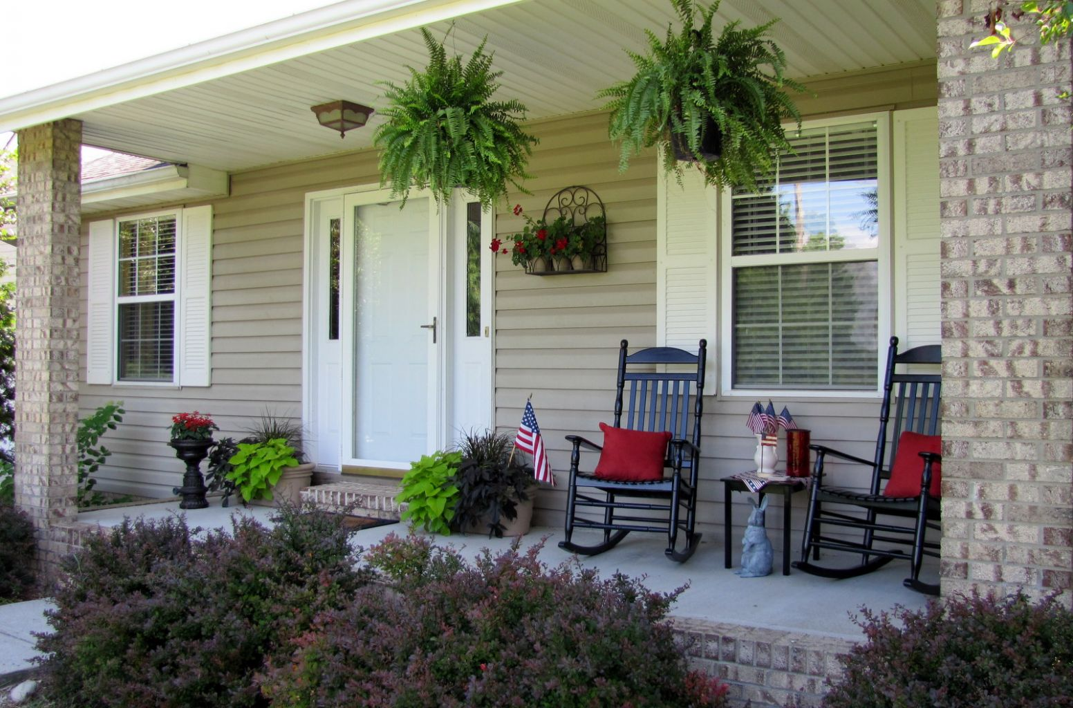 Great Front Porches Designs For Small Houses Plans New At Fall ..