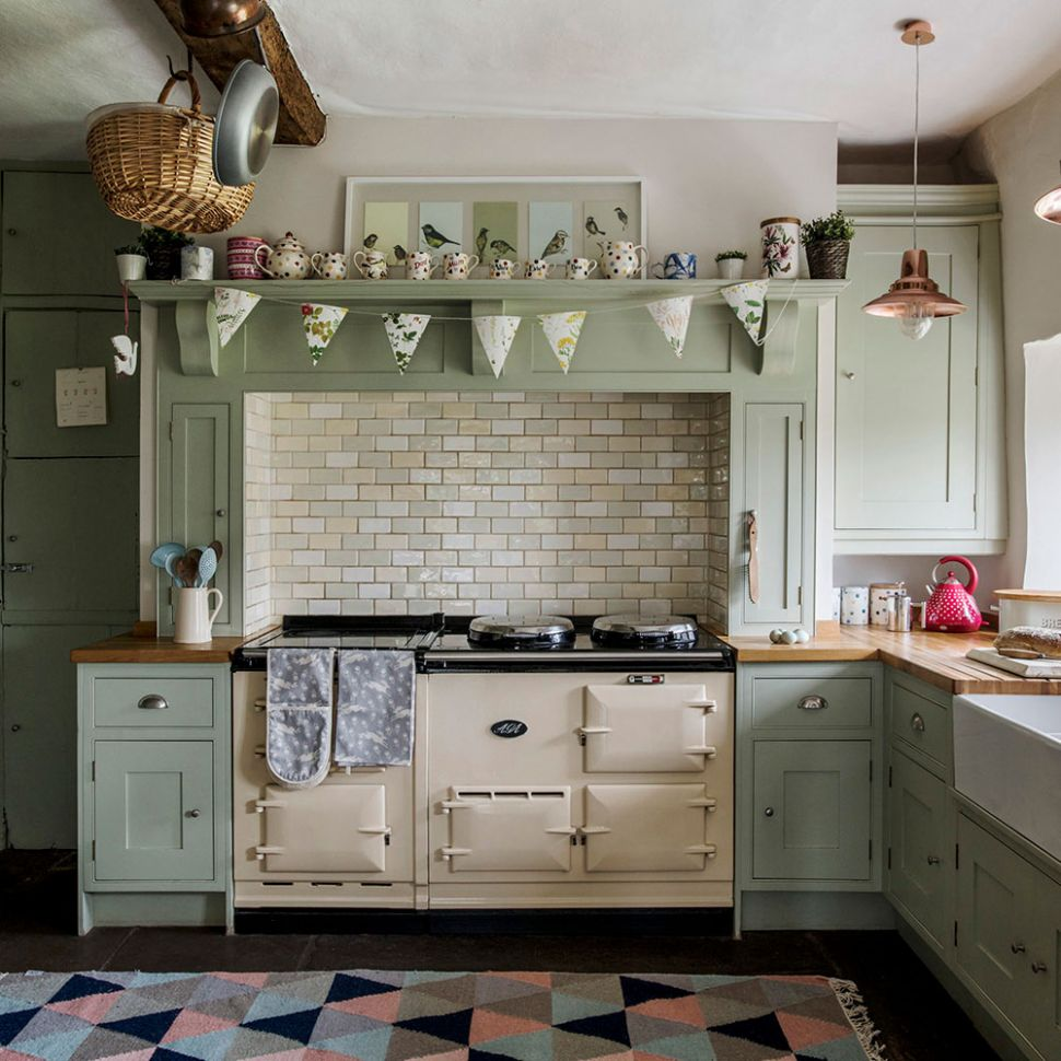 Green kitchen ideas – Best ways to redecorate with green in your home