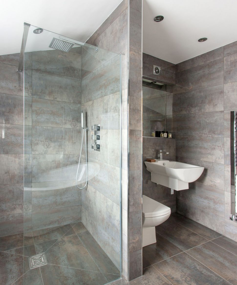 Grey bathroom ideas – Grey bathroom ideas from pale greys to dark ..