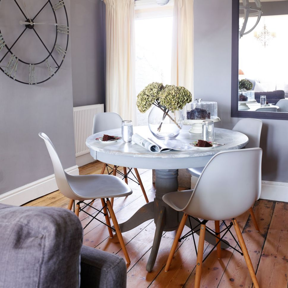 Grey dining room ideas – Grey dining room chairs – Grey dining room - dining room ideas grey and white