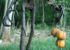 Grim: Step by step (With images) | Halloween outdoor decorations