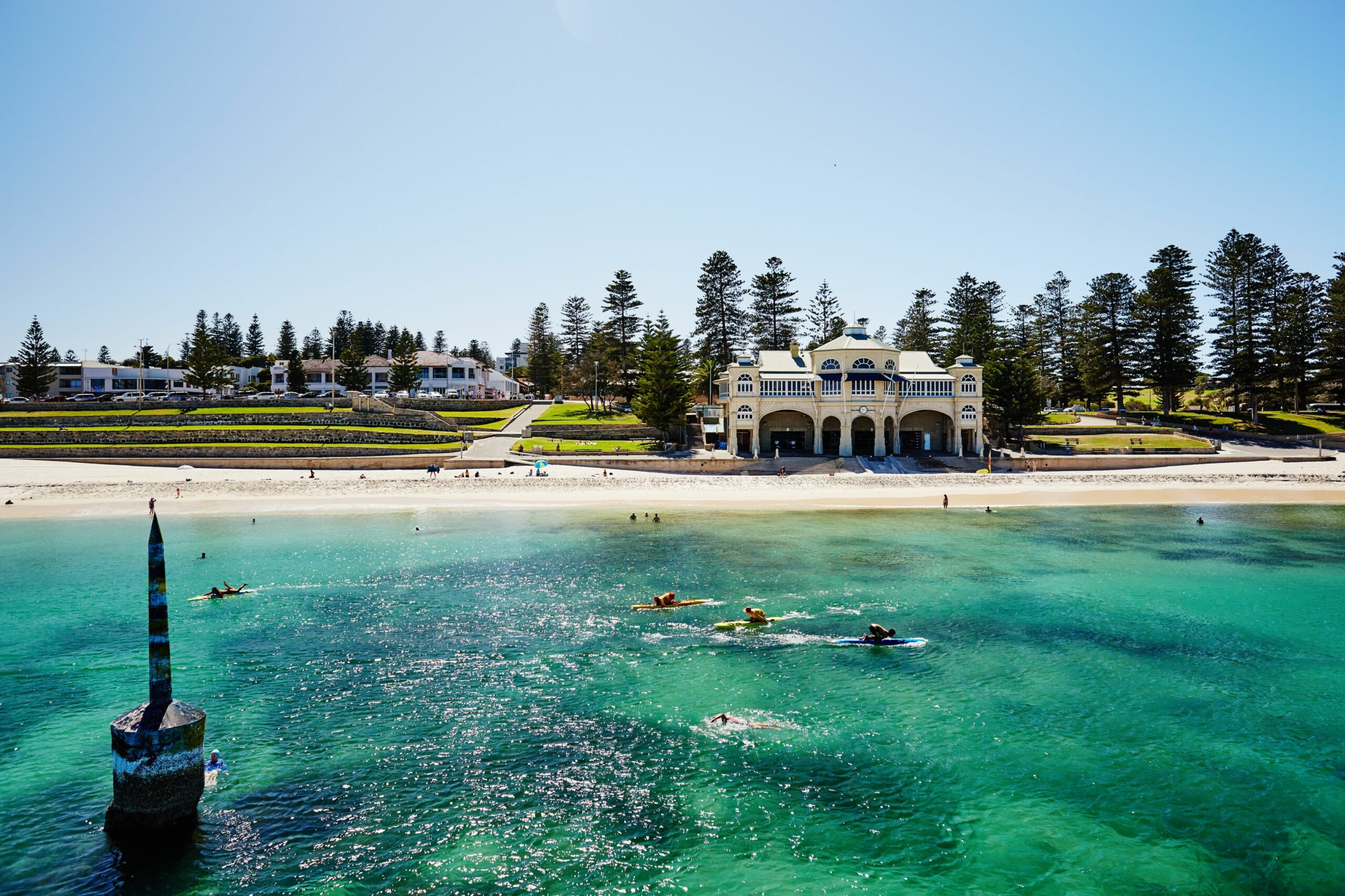 Guide to Cottesloe Beach, Perth - Tourism Australia - house of inspiration belfield nsw