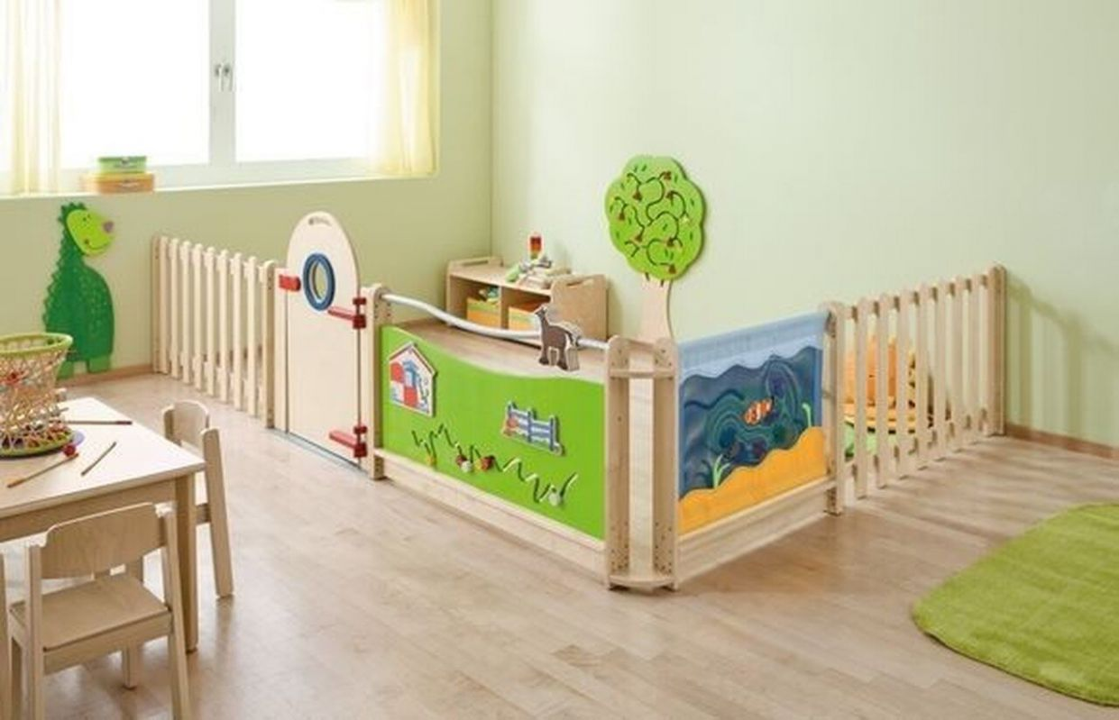 HABA Children's Room Divider Partition - Wall Combo 11, 11