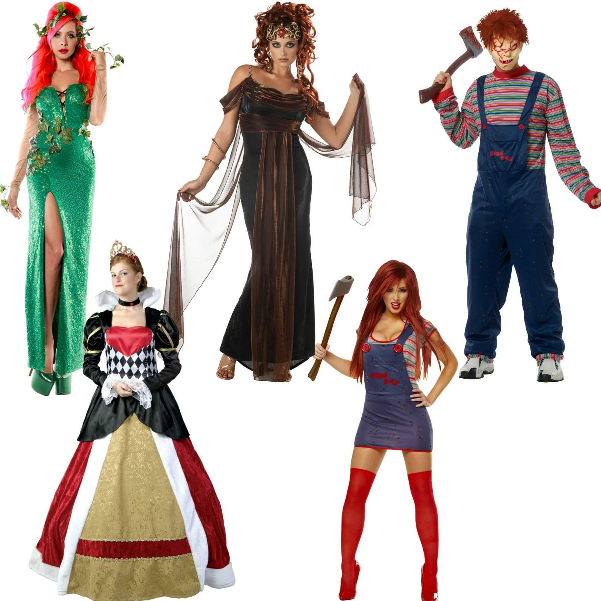 Halloween Costumes for Redheads (With images) | Red head halloween ..