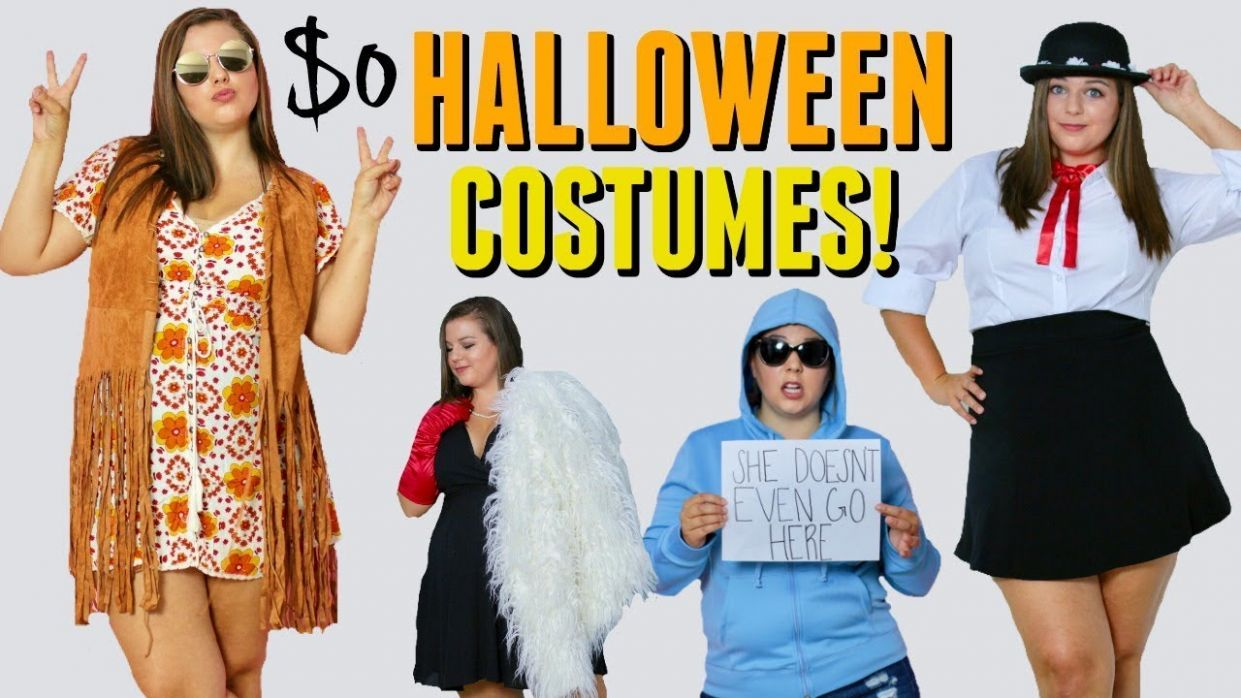 Halloween Costumes You Can Make From Your Closet! - closet halloween ideas