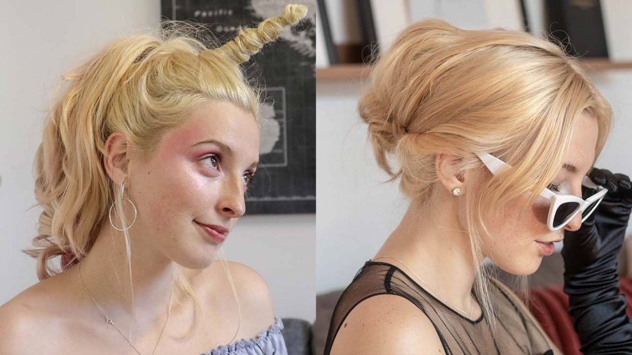 Halloween Hair Ideas: Last Minute DIY Halloween Costumes (Updated ..
