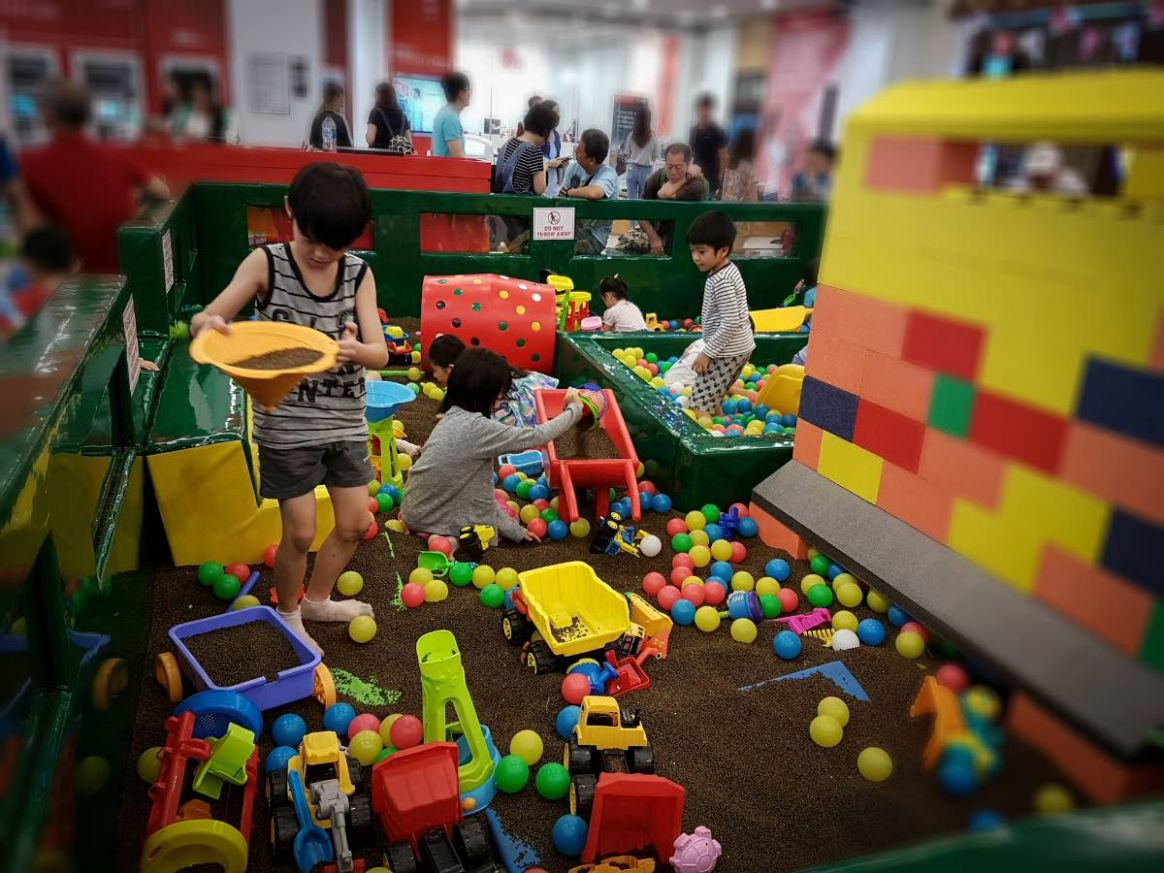 Happy Castle - Jurong Point | Kidslah - baby room jurong point