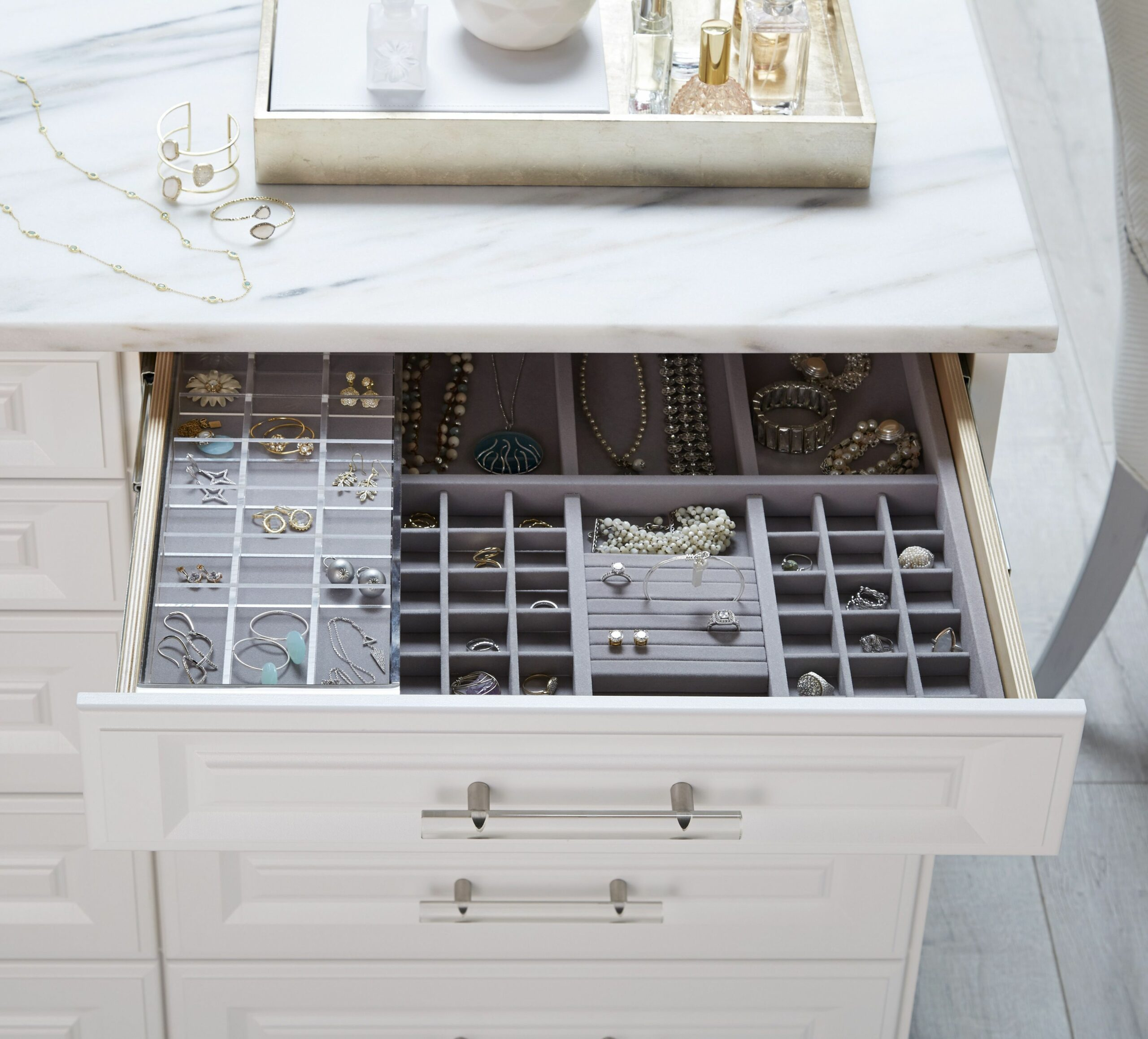 Have an extensive jewelry collection? Create all the room you ..