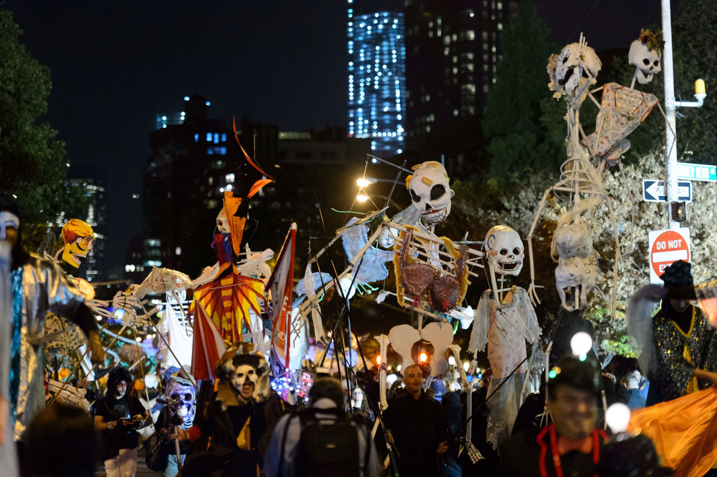 Have An Ultimate Halloween in NYC for 8 At These Spooky Events