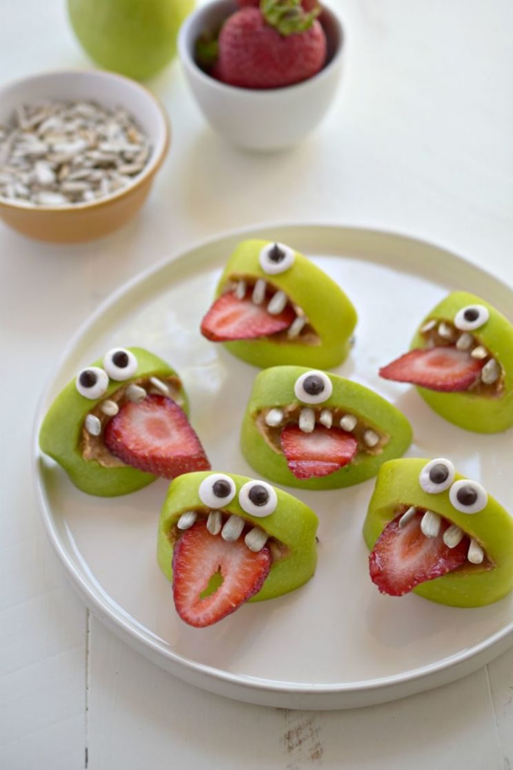 Healthy Halloween Food Ideas - Clean and Scentsible