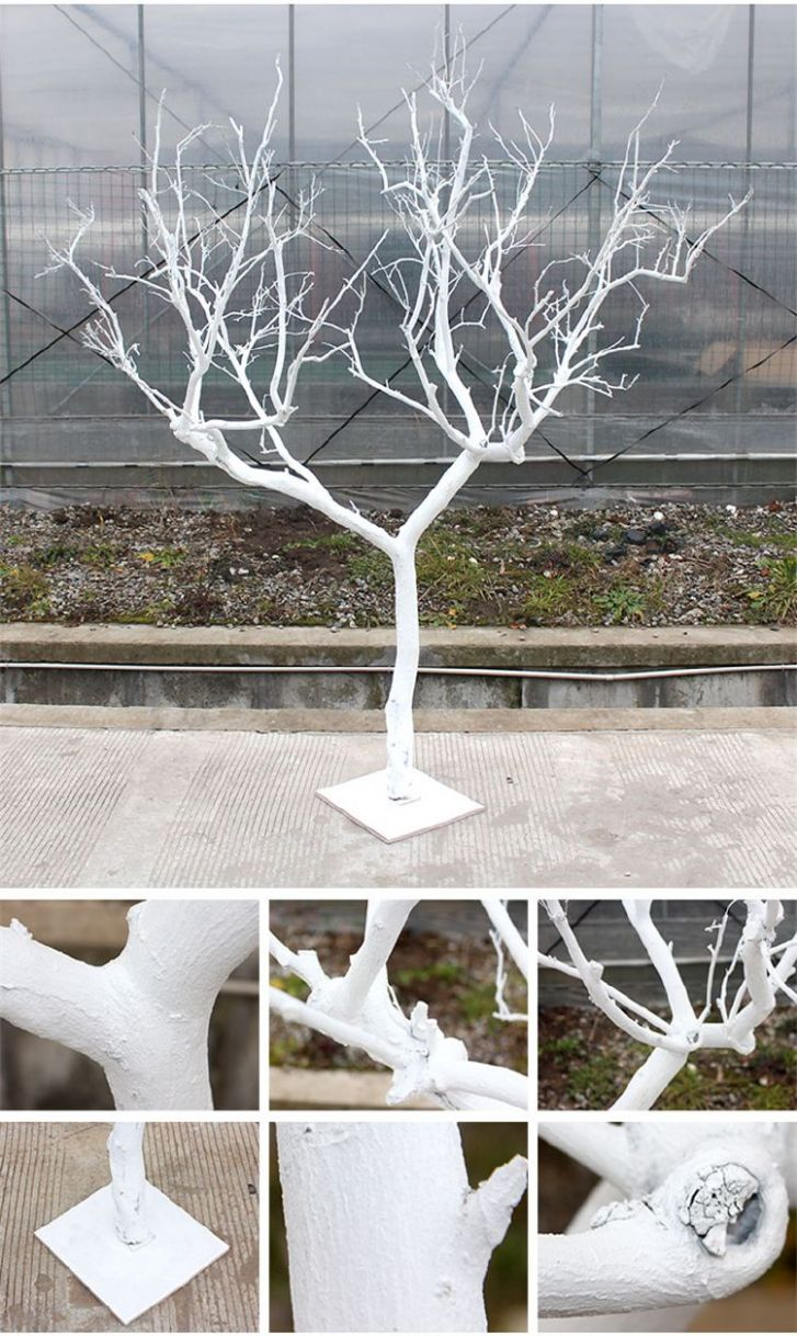 High quality of dry tree branches for wedding and home decoration ..