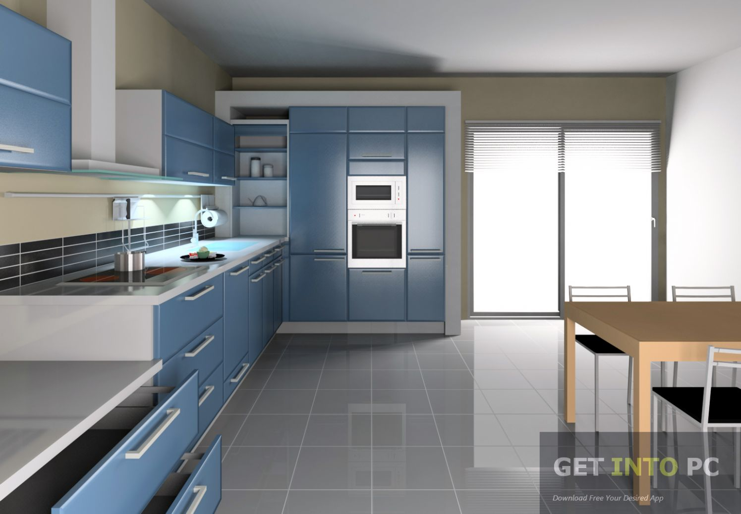 Home Architec Ideas: Kitchen Design Software Free Download Full ...