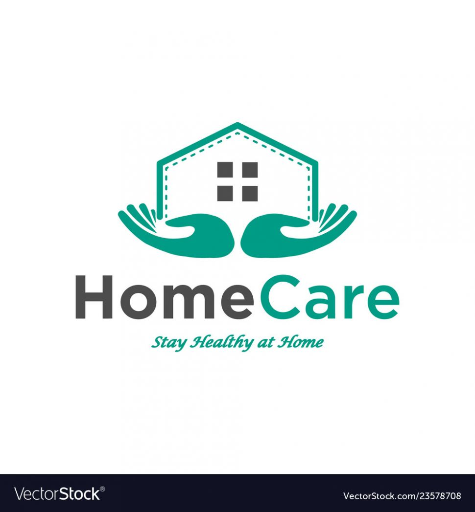 Home care logo design inspiration - house logo inspiration
