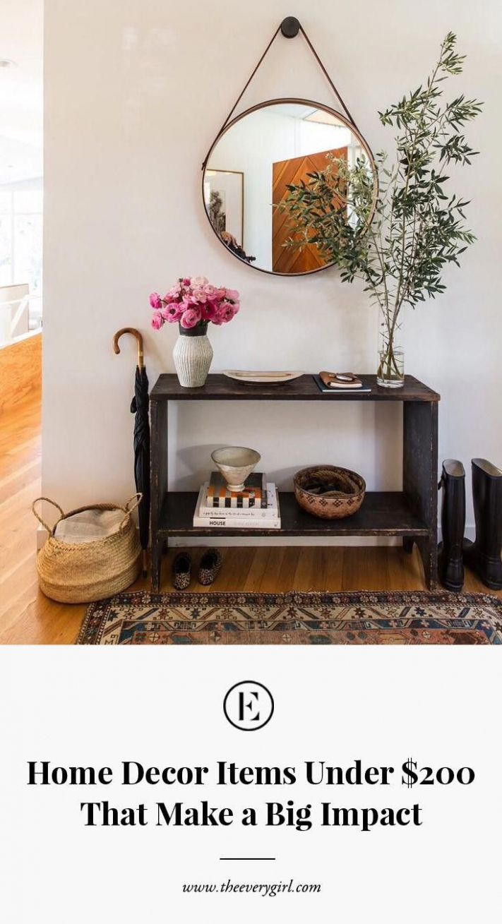 Home Decor Items Under $8 That Make a Big Impact (on a Small ..