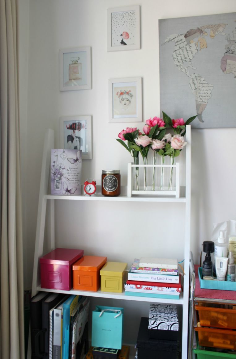 home decor kmart shelf office – A Style Collector