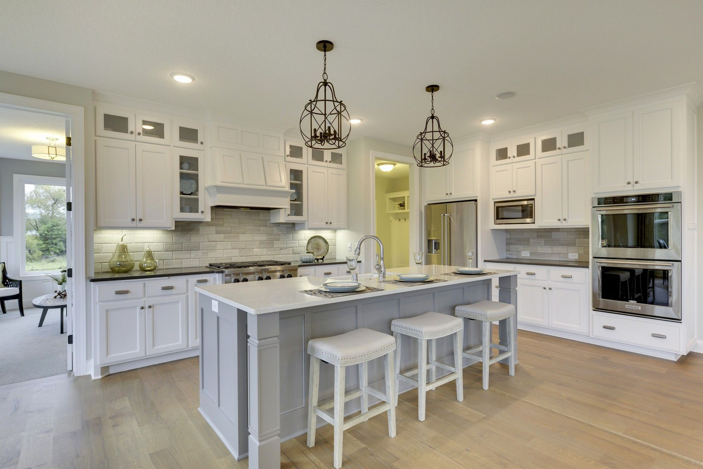 Home Design Trends to Watch For in 10 | Open concept kitchen ..
