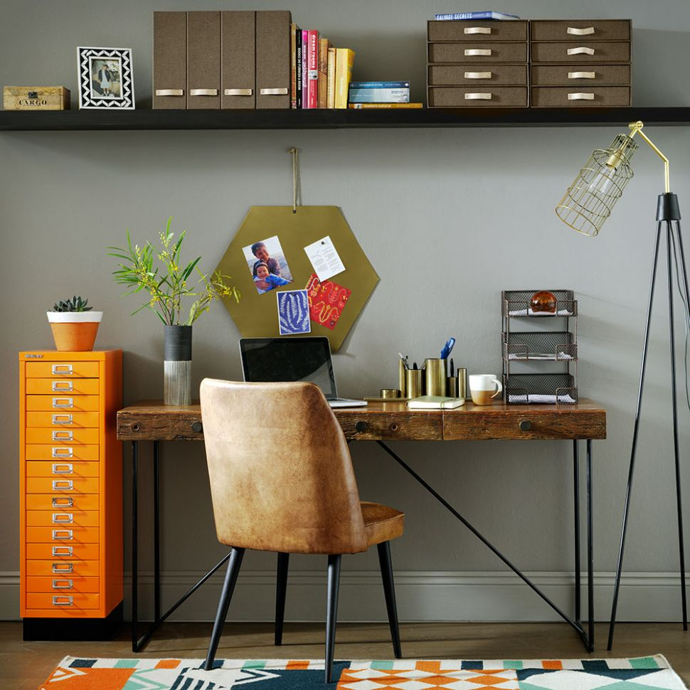 Home office ideas, designs and inspiration | Ideal Home