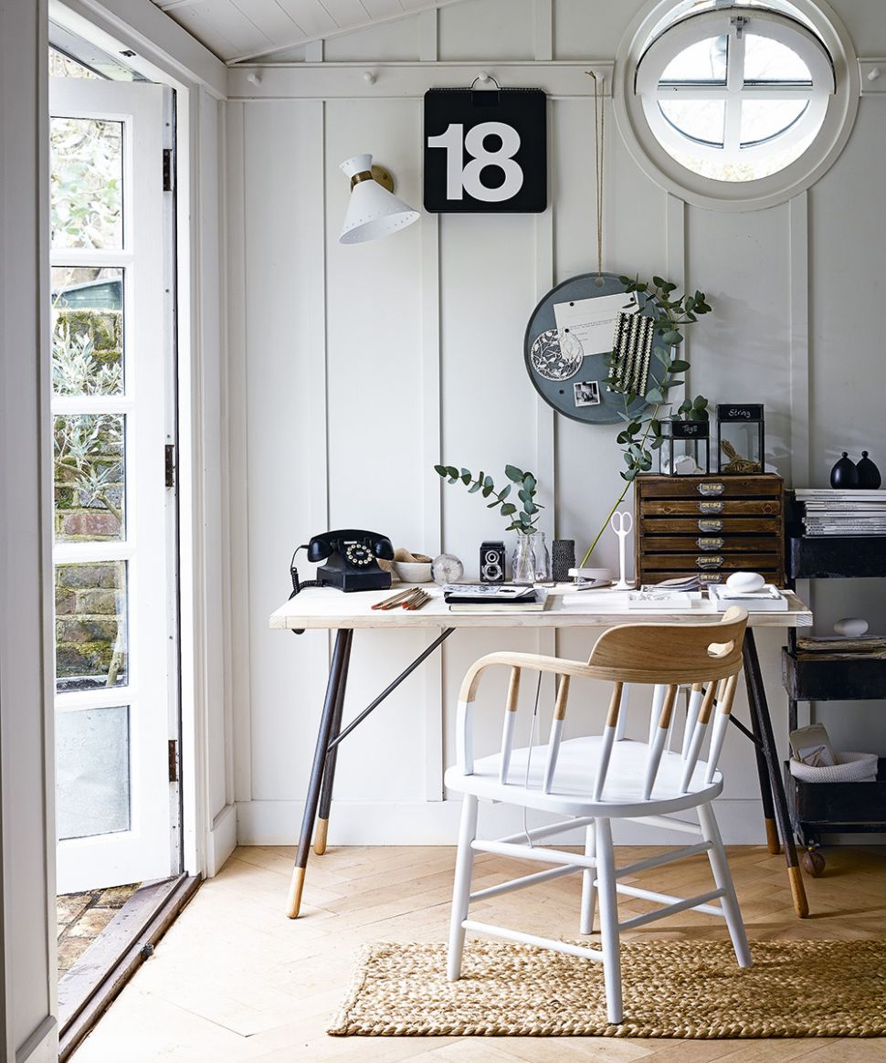Home office ideas – Home office decorating ideas for small spaces