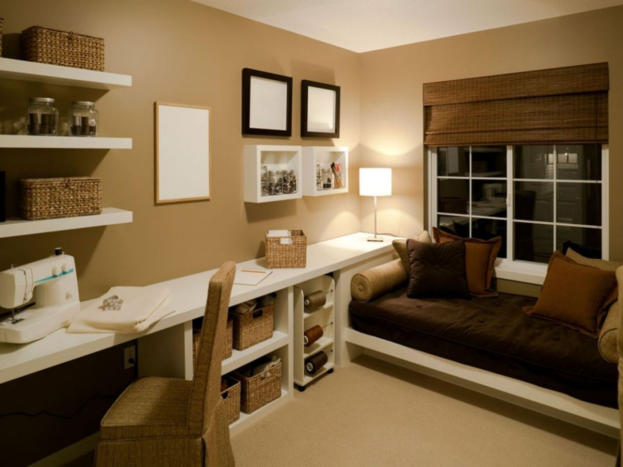 home office spare bedroom bedroom ideas Second Bedroom Office ..
