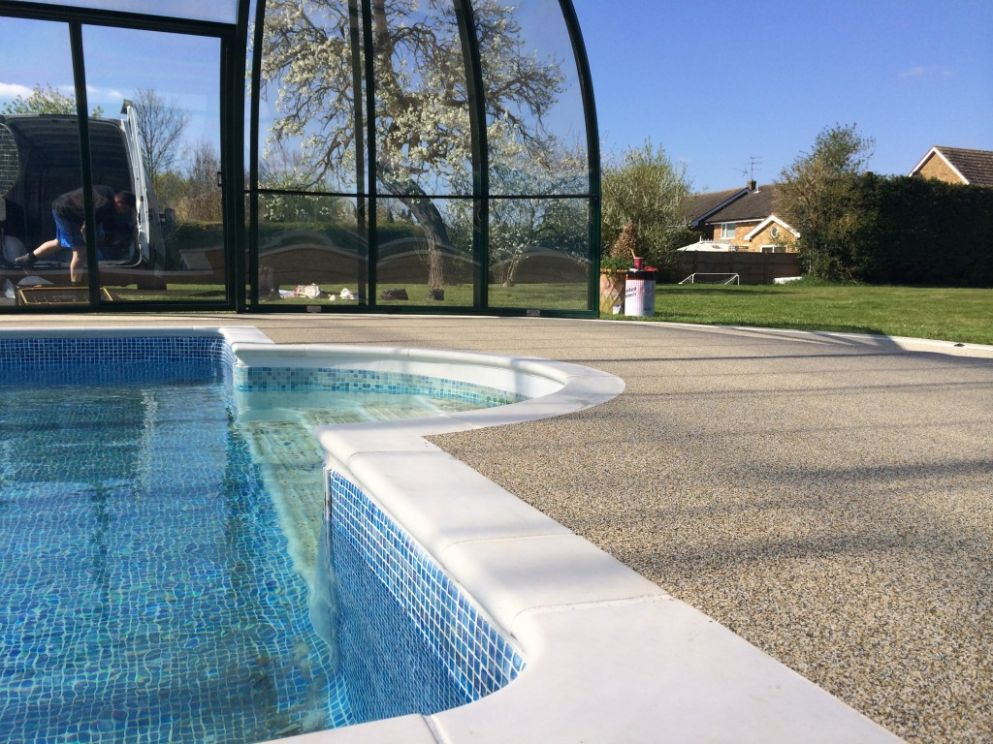 Home Swimming Marvellous Pool Surround Ideas Pictures Of Inground ..