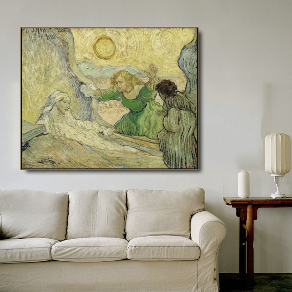 Hot Sale #12b12 - Resurrection Of Lhasa Road By Van Gogh Posters ...
