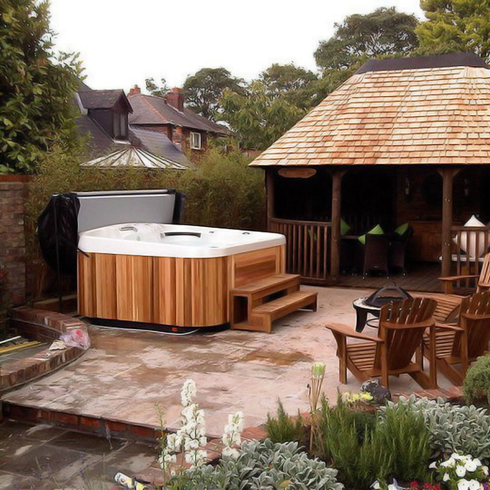 Hot tubs – everything you need to know about outdoor spas | Ideal Home