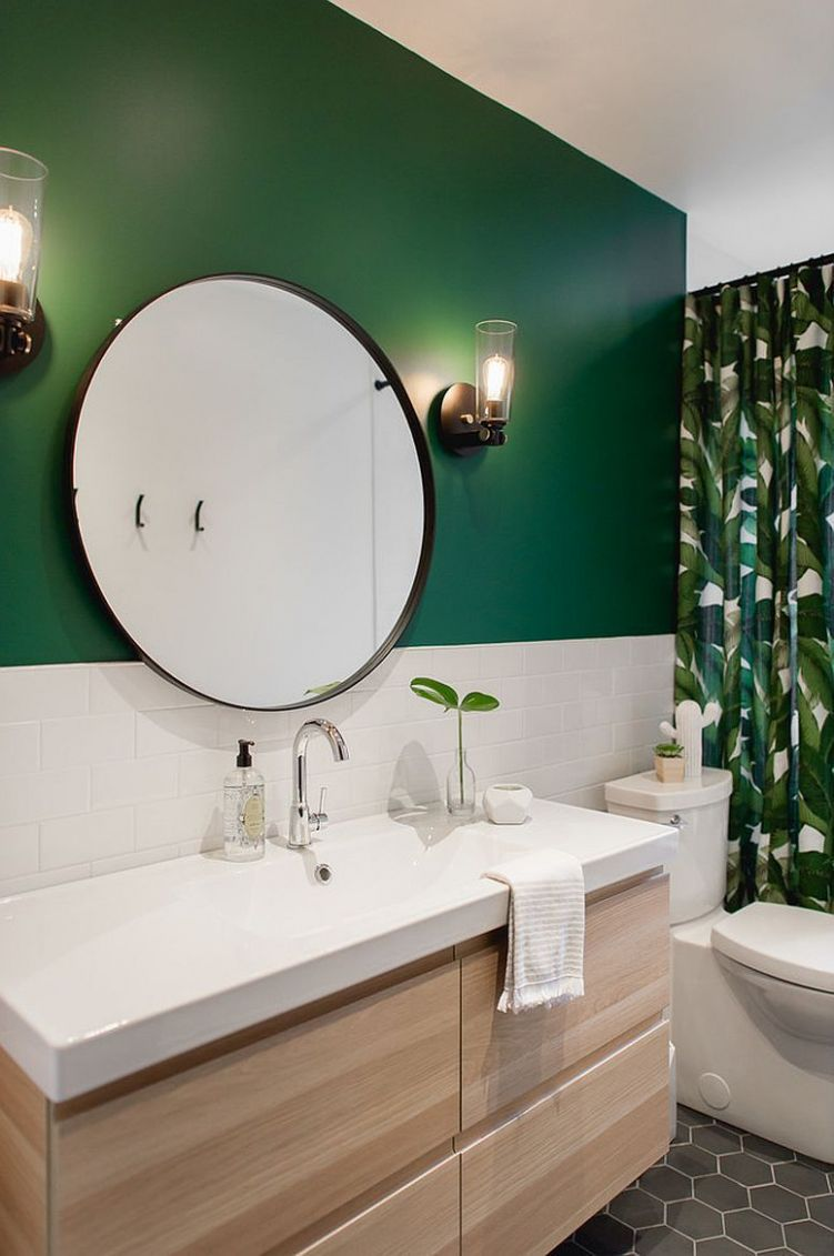 Hottest Bathroom Fall Color Trends to Try Out: 12 Ideas ...