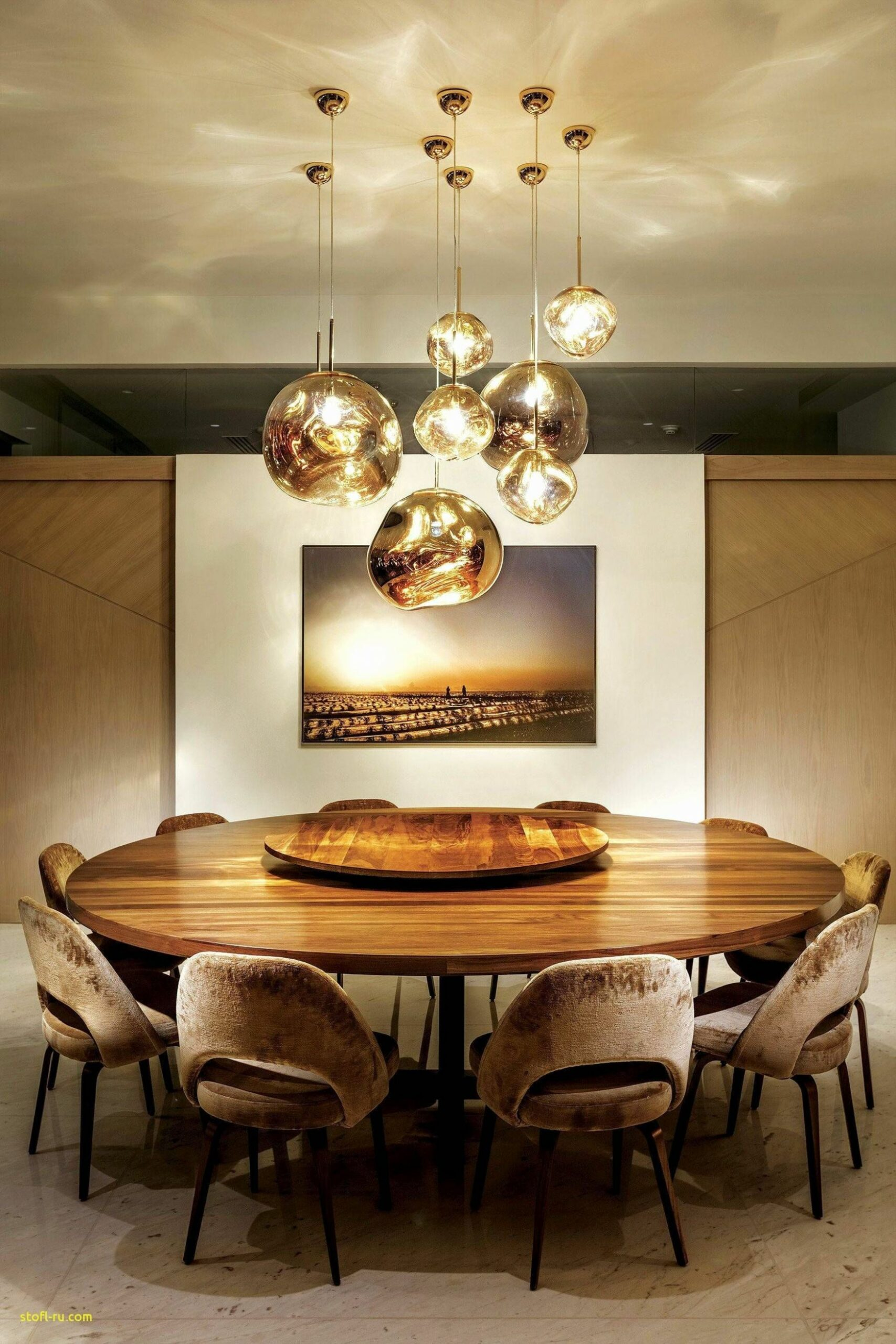 Houzz Dining Chairs in 12 | Dining room table decor, Round ..