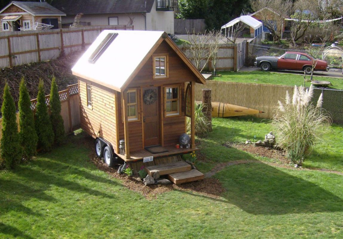 How Much Does a Tiny House Cost? | Building a tiny house, Tiny ..