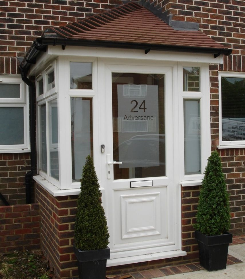 How Much Does it Cost to Build a Porch? [Prices Updated 10] - front porch pictures uk