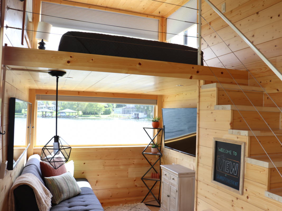 How tiny house owners store their things - Insider - tiny house design