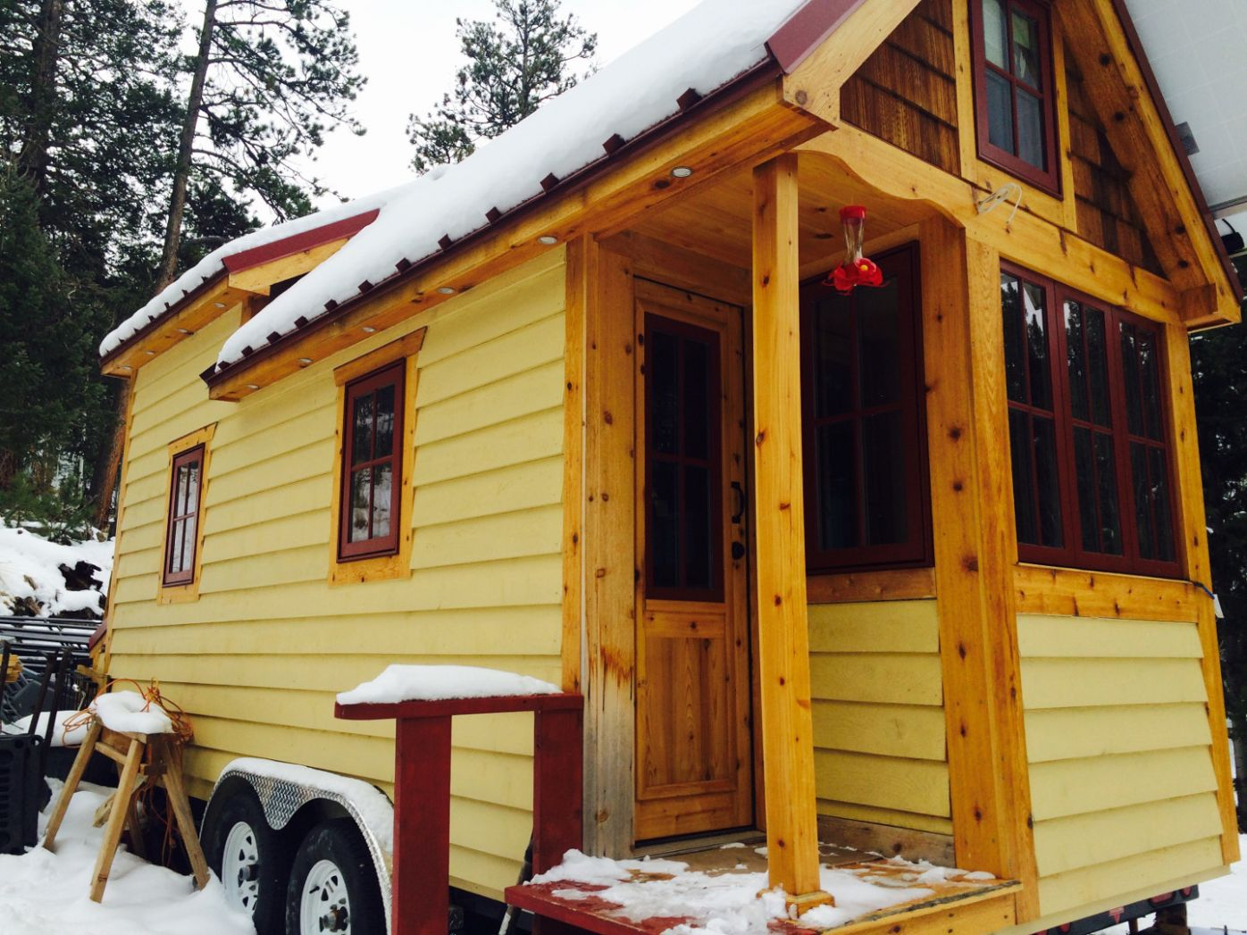 How to Build a Tiny House in Colorado | Home Building Laws in CO