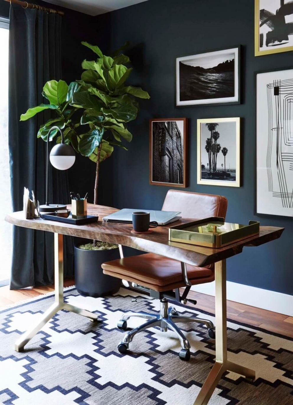 How to Choose a Rug: Rug Placement & Size Guide | Masculine home ..