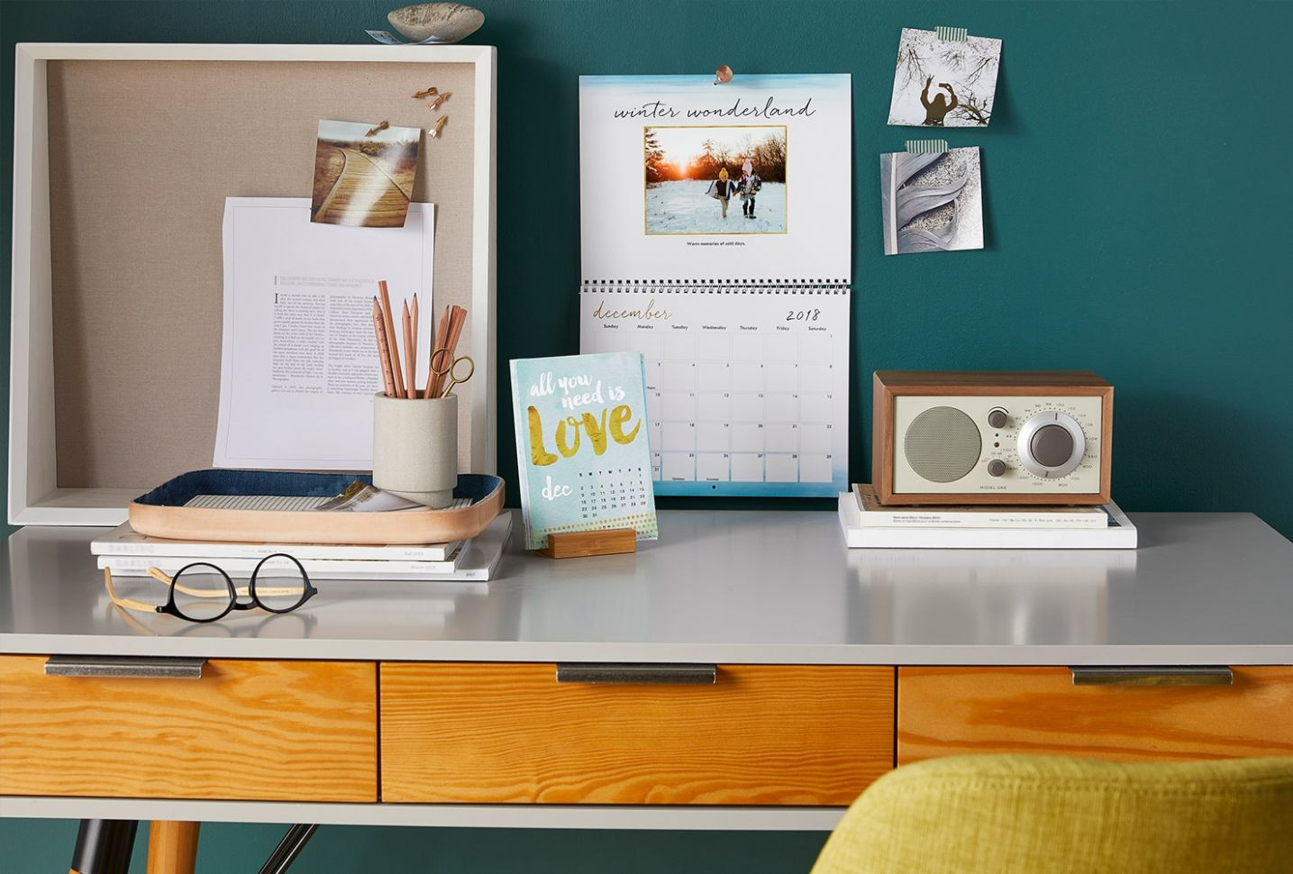 How To Choose The Best Color For Your Home Office | Shutterfly