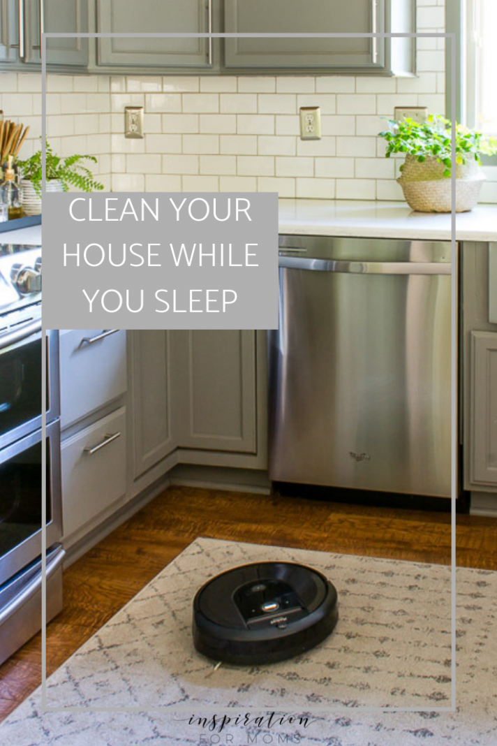 How To Clean Your House While You're Sleeping   House cleaning ...