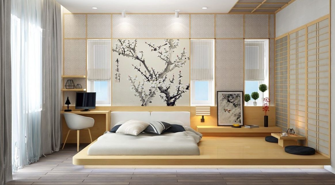 How to Create a Japanese Bedroom and Home: Simple Design Tips ..