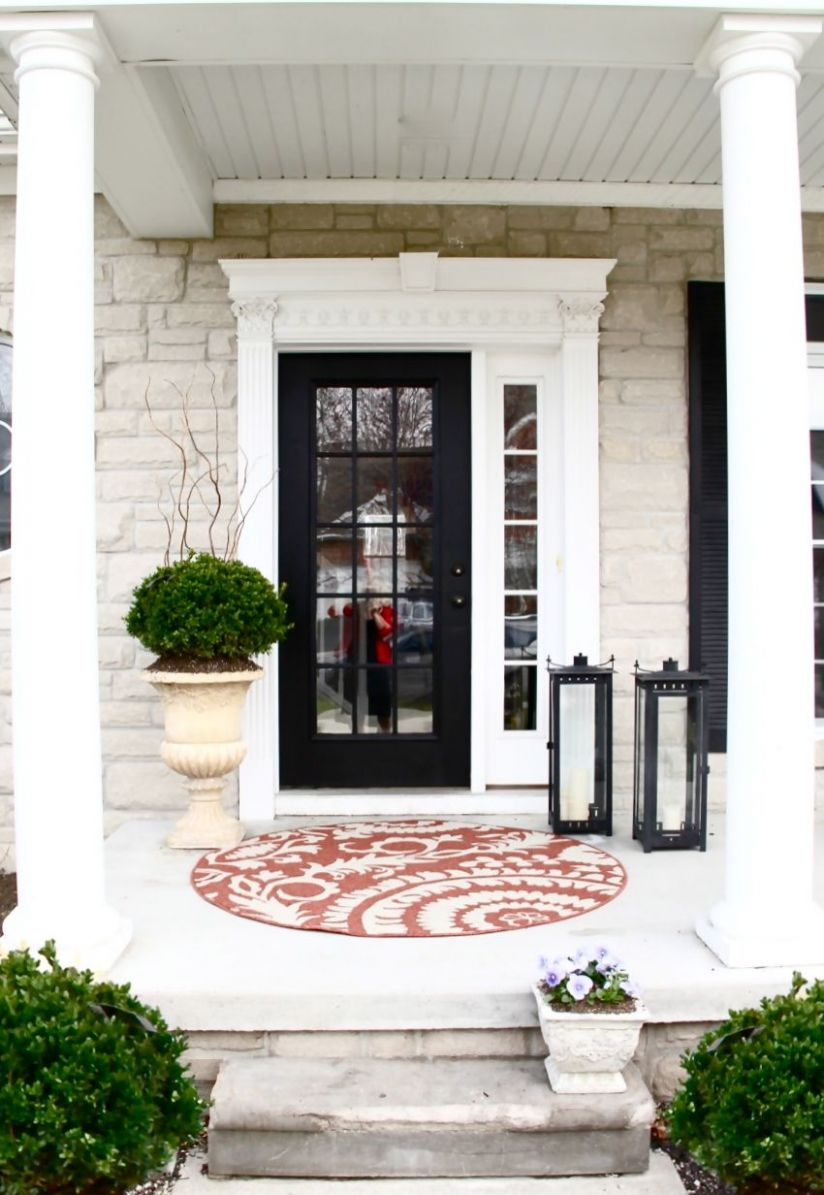 How To} Create a Low Maintenance High Style Entrance (With images ...