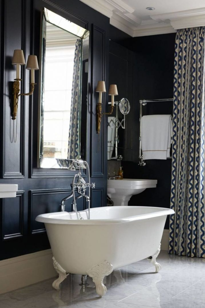 How to Create a Victorian Style Bathroom with a Modern Touch ...