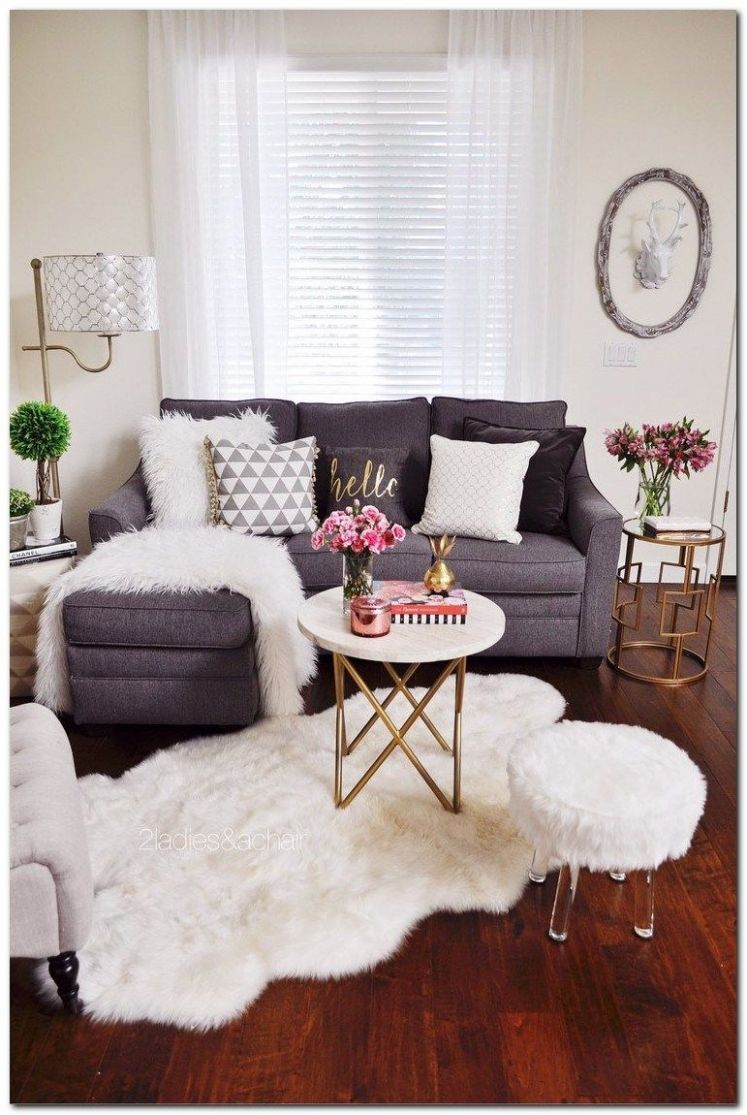 How to Decorating Small Apartment Ideas on Budget | Small living ...