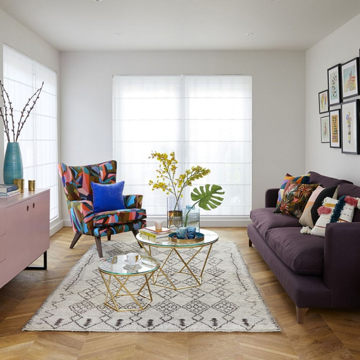 How to design an open plan living room from the fantastic Sophie ..
