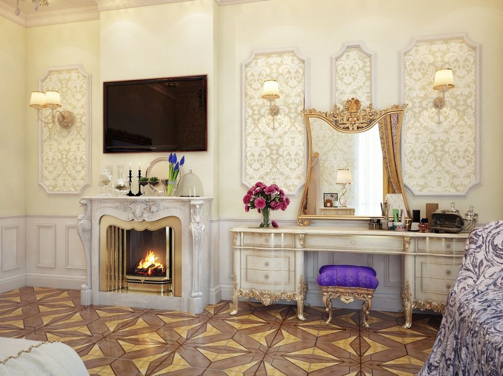 How To Give Your Home A Victorian Decor - victorian wall decor ideas
