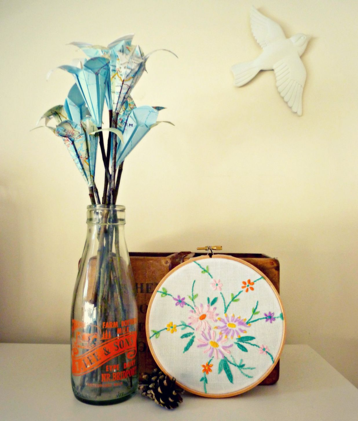 How To Make Home Decoration Things - Images Home Collections - diy home decor things
