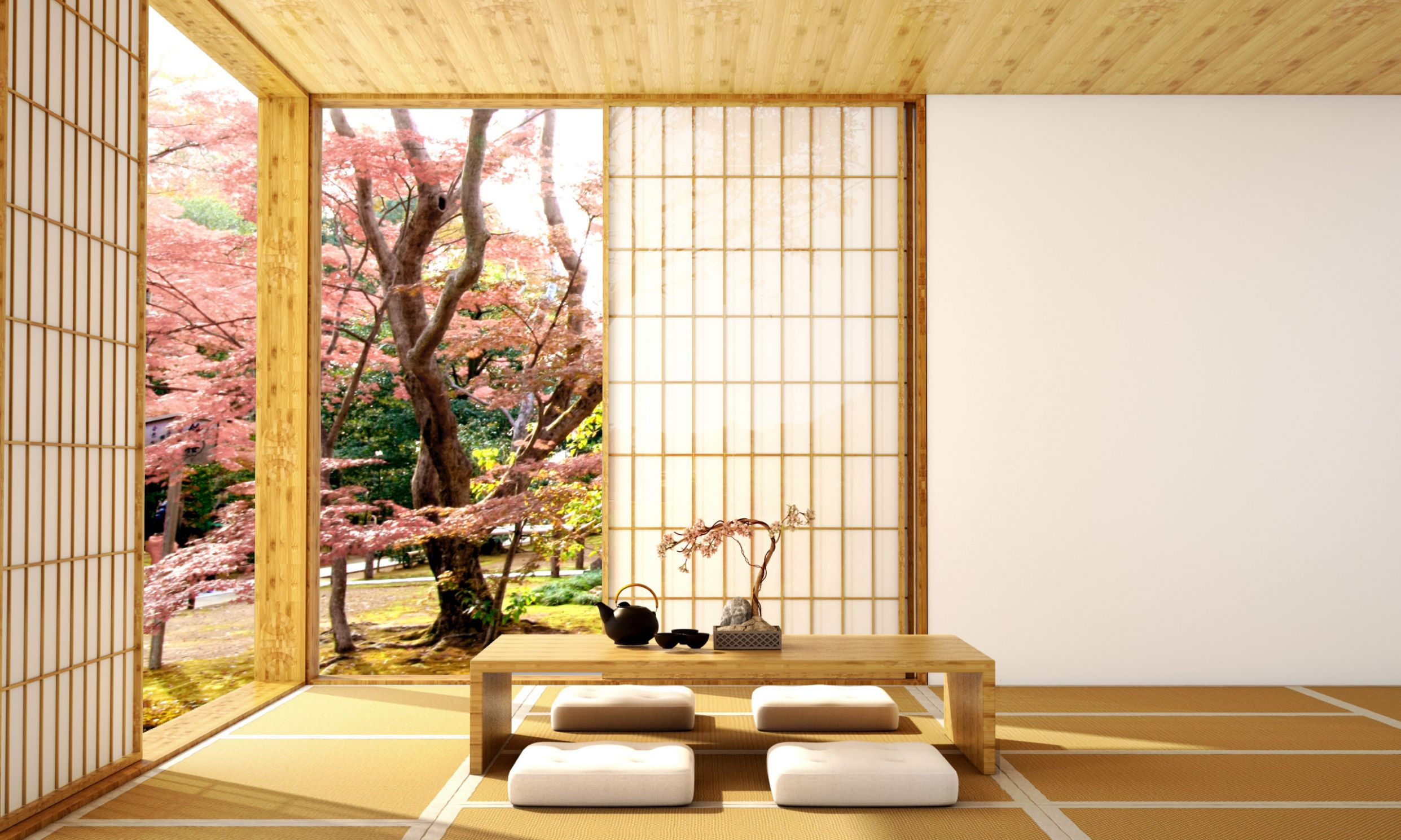How To Make Your Home Totally Zen in 10 Steps | Freshome.com